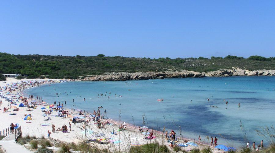 Menorca Strand / Bucht